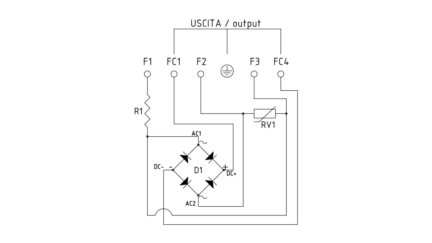 Connettori per valvole gas serie PE9x