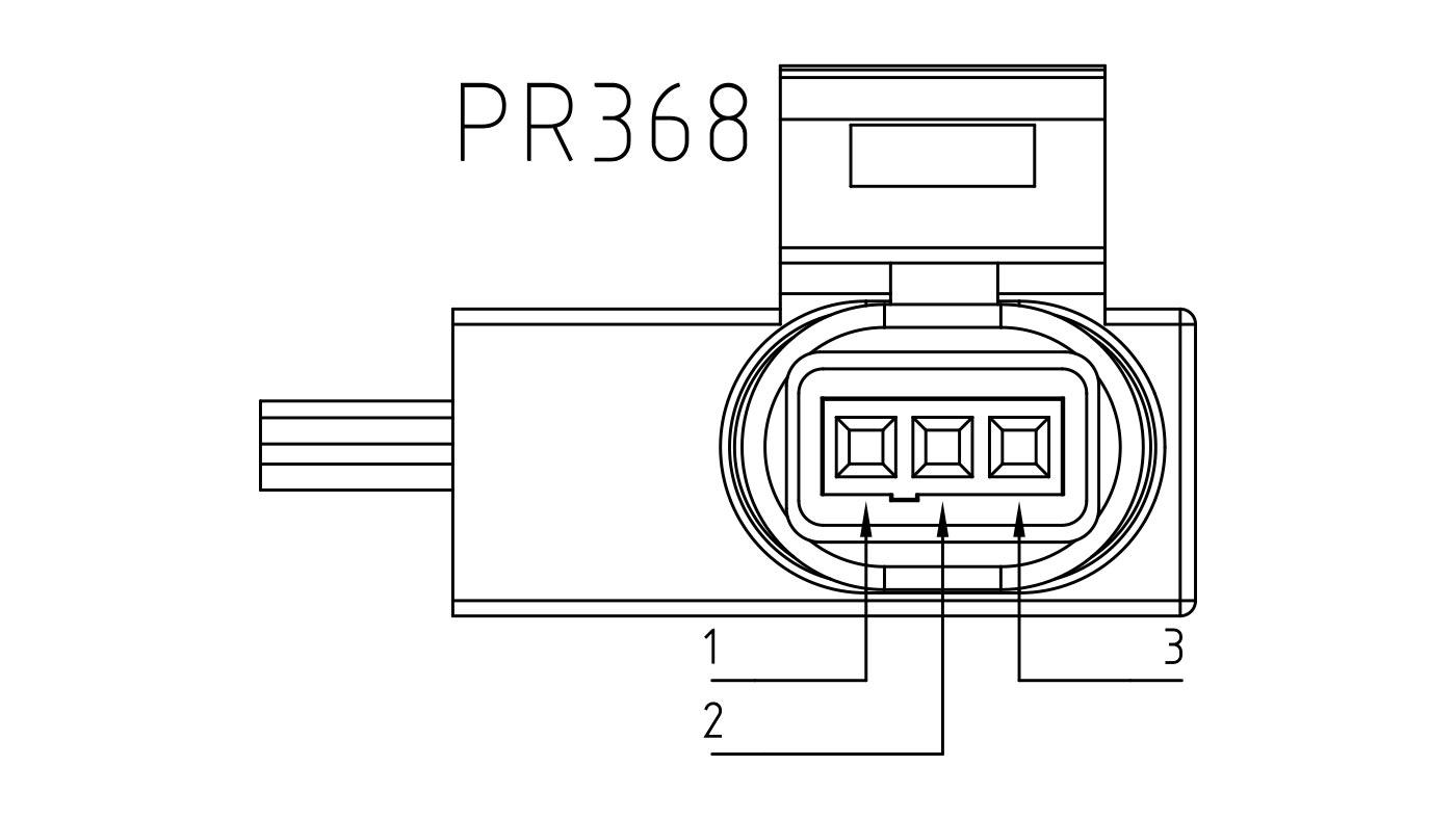 Connettori per pompe circolatori PR368