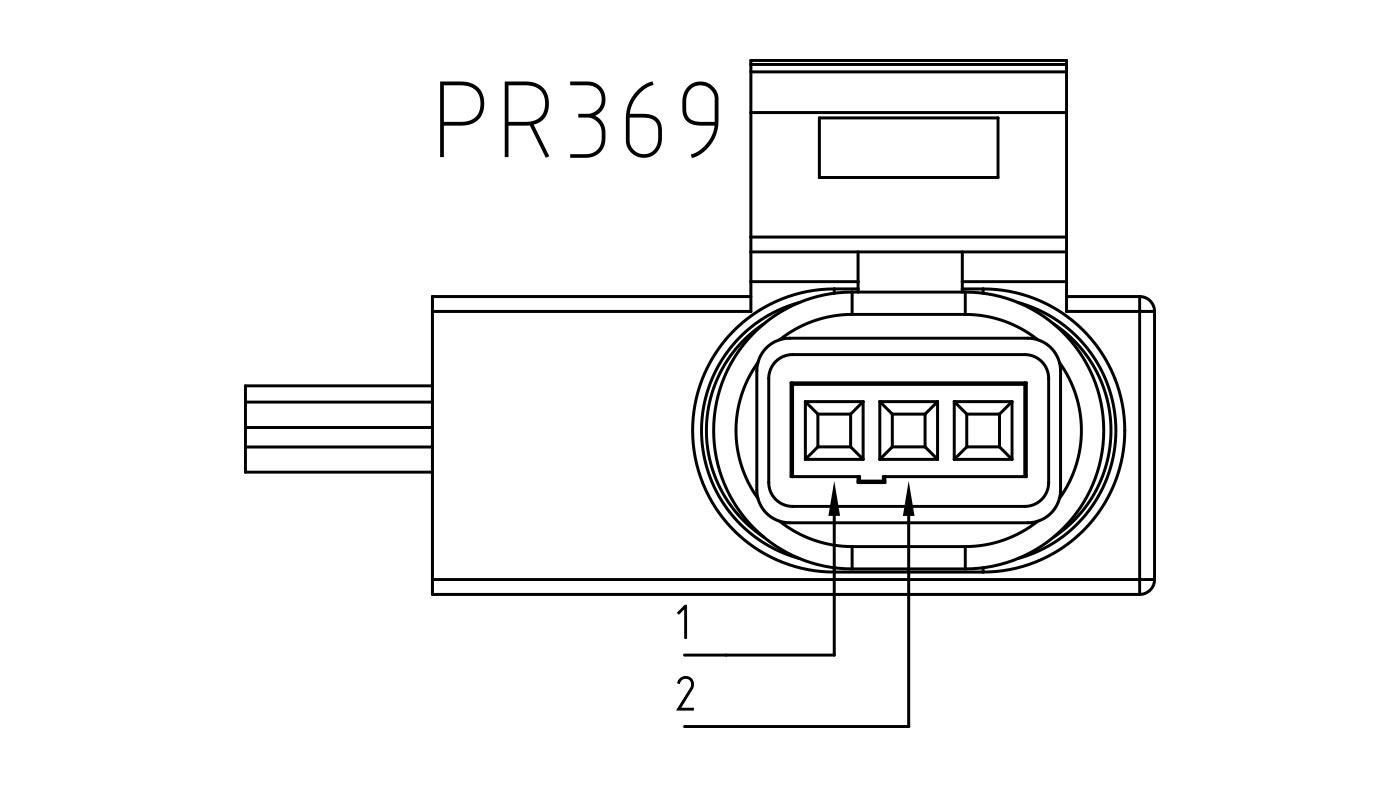 Connettori per pompe circolatori PR369