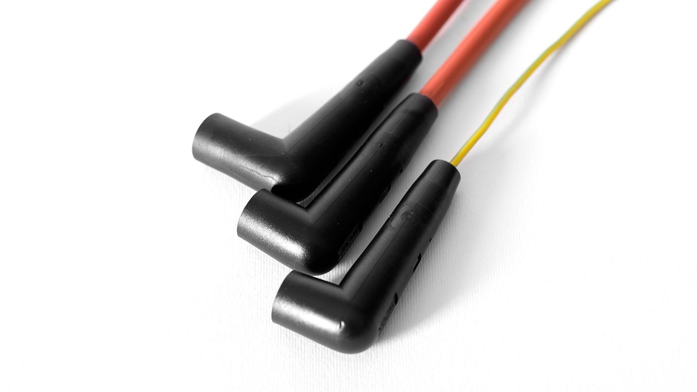 Connettori per elettrodi di accensione e rilevazione e trasformatori di accensione CA10-CA20-21-CA44