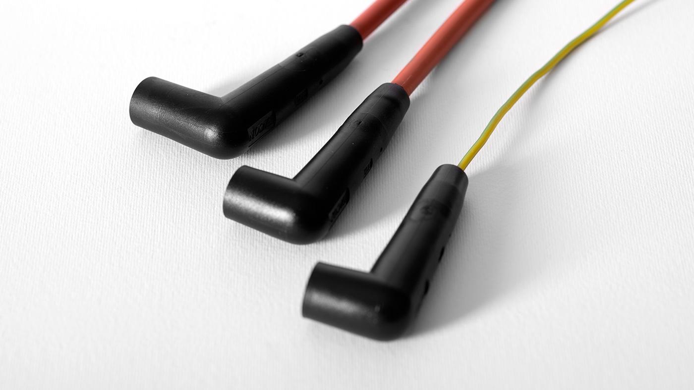 Connettori per elettrodi di accensione e rilevazione e trasformatori di accensione CA10-CA20-CA44