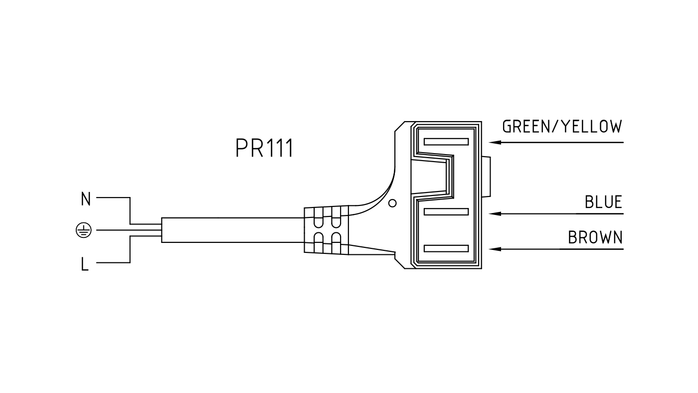 Connettori per elettrodi di accensione e rilevazione e trasformatori di accensione PR111