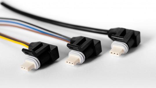 Connettori per pompe circolatori PR368-369