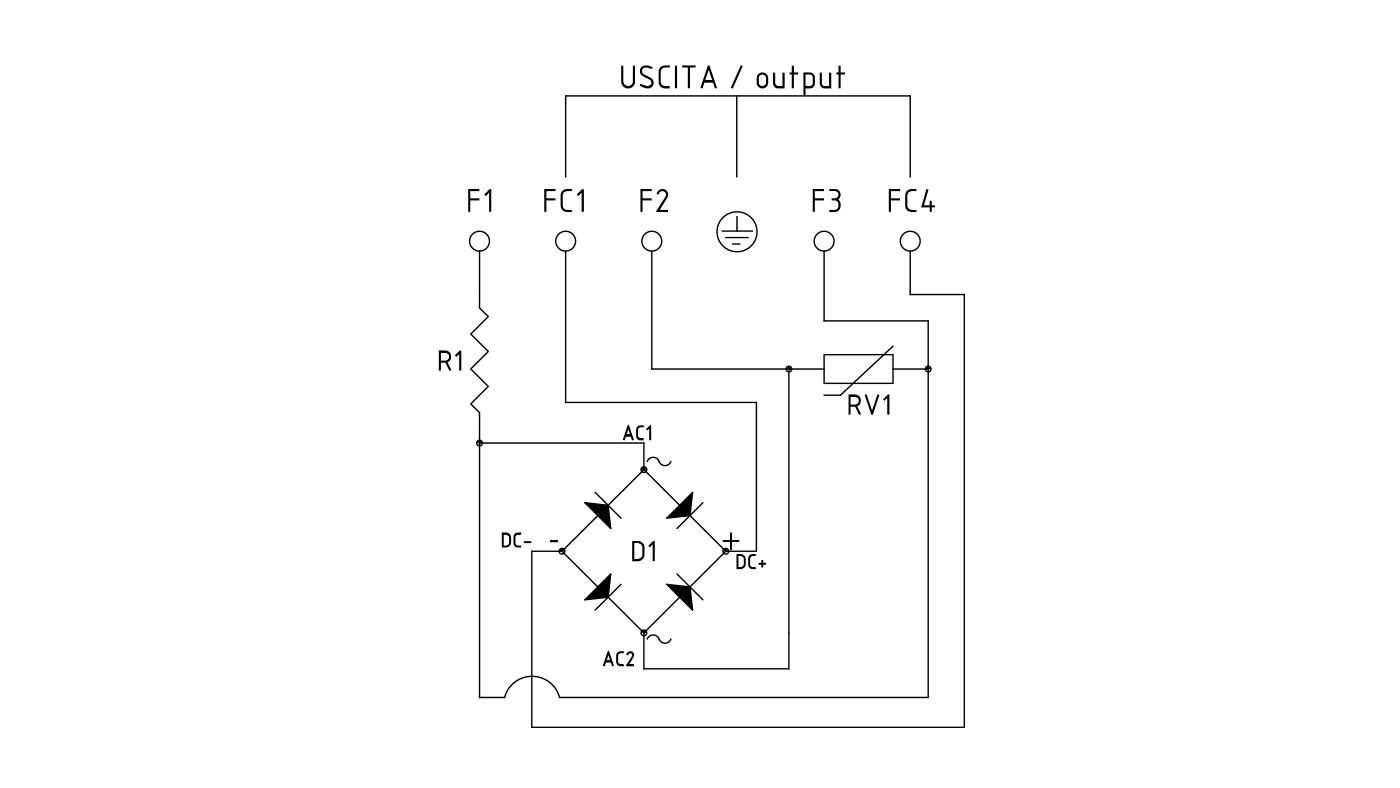 Connettori per valvole gas serie PE7x