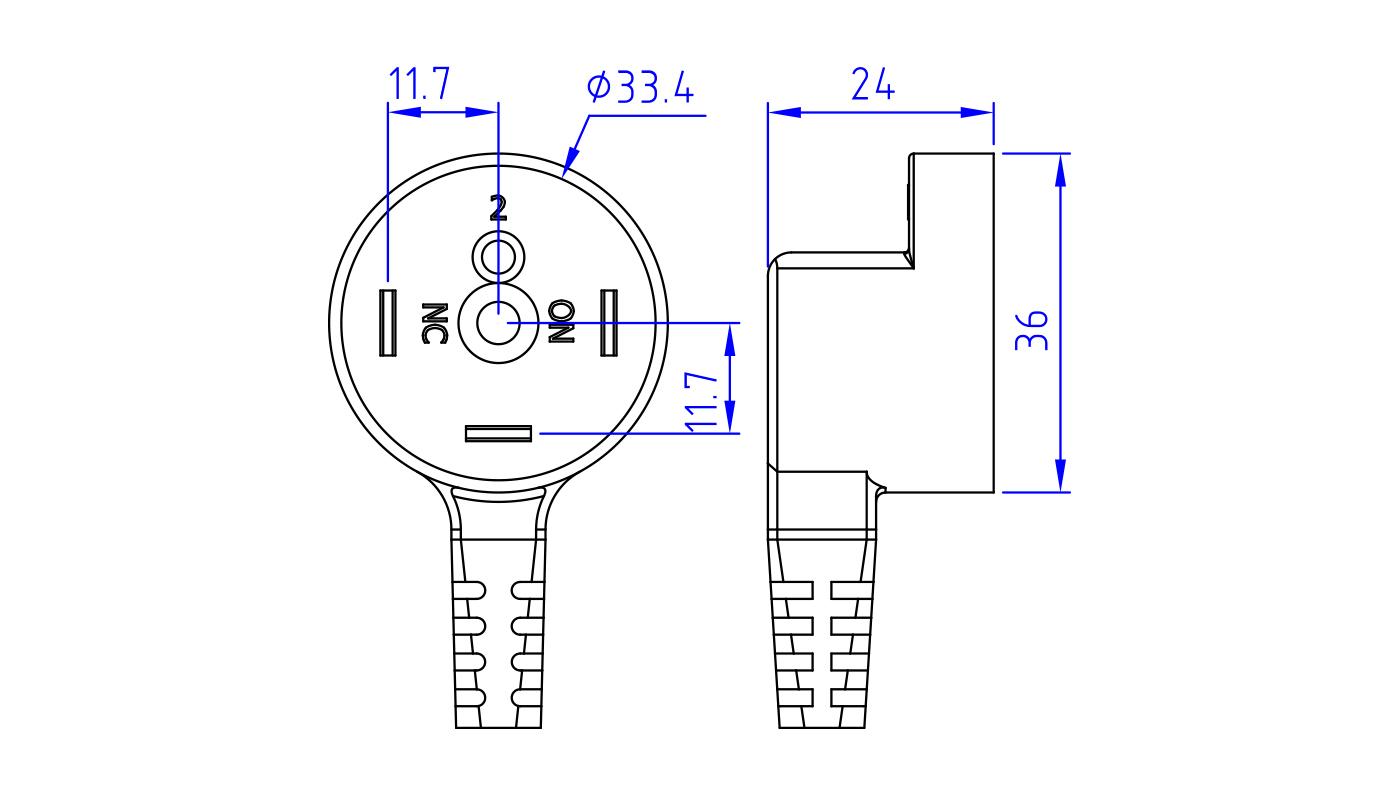 Connettori per pressostati, flussostati e microinterruttori PR20-21-22