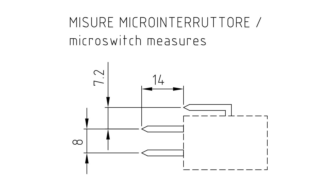 Connettori per pressostati, flussostati e microinterruttori PR01
