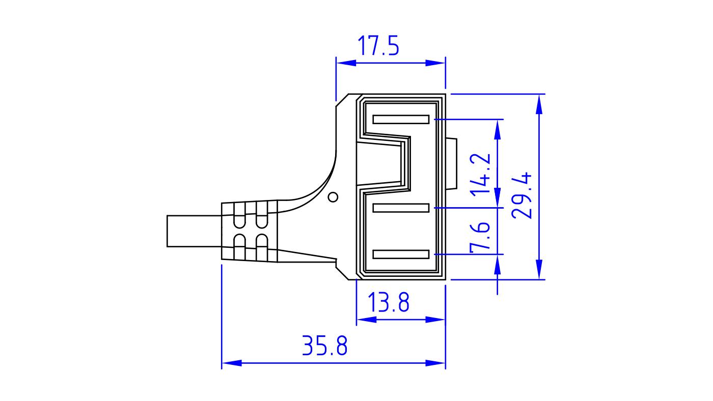 Connettori per elettrodi di accensione e rilevazione e trasformatori di accensione PR110-PR111-PR112