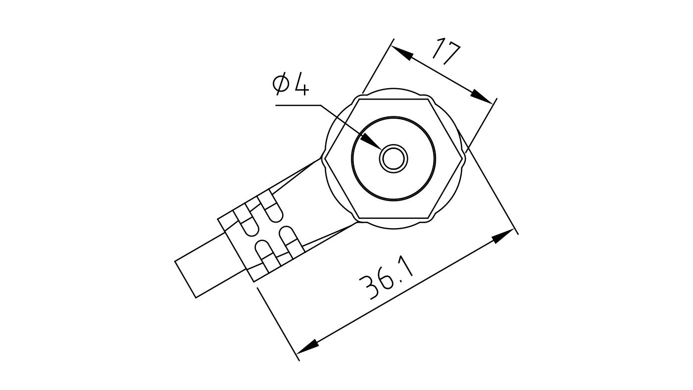 Connettori termostati e sensori PR51