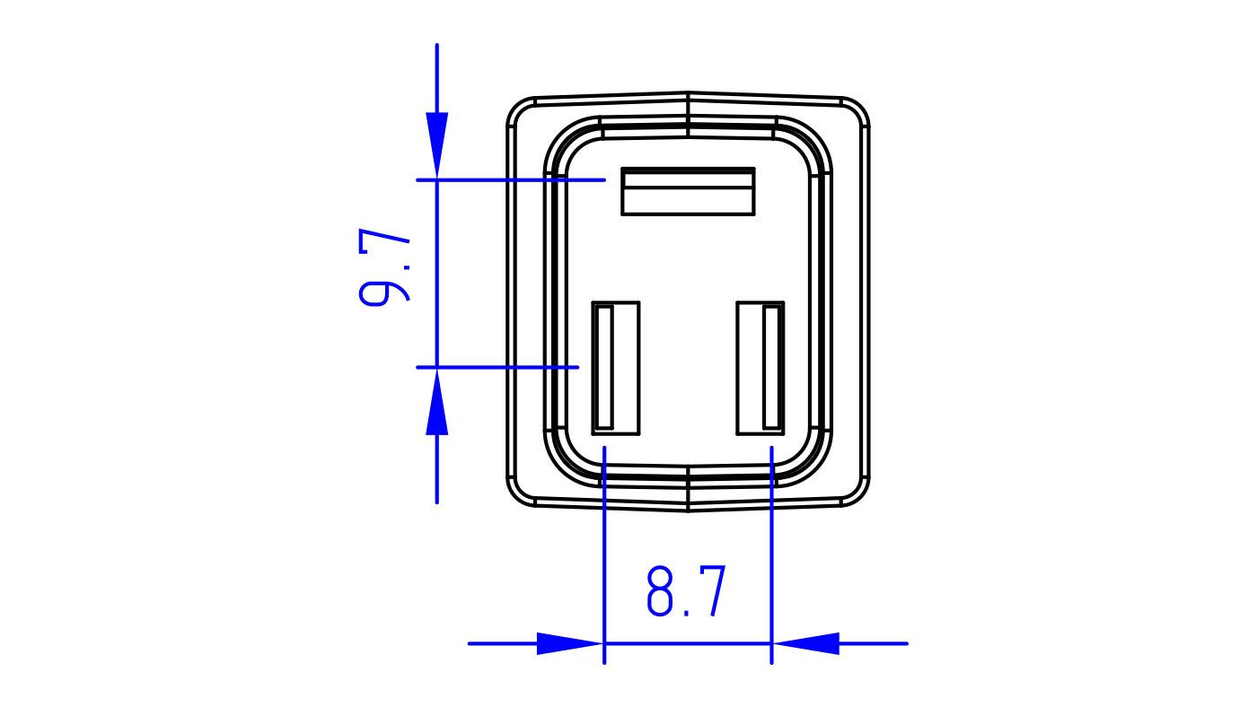 Connettori per elettrovalvole PR35